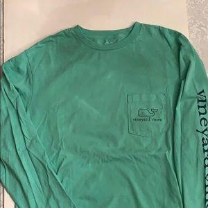 Vineyard Vines men's long sleeve tee shirt